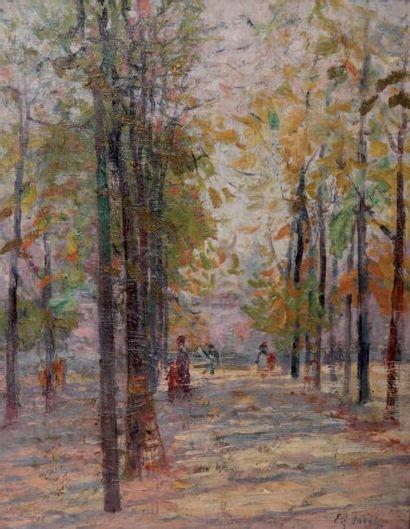 PAVIL ELIE ANATOLE (1873-1948)