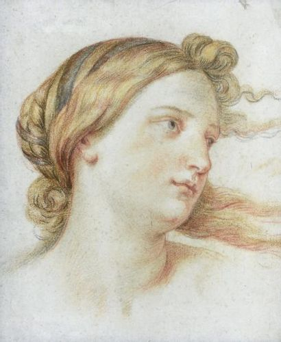 Charles NATOIRE (Nîmes 1700 - Castel Gandolfo 1777)