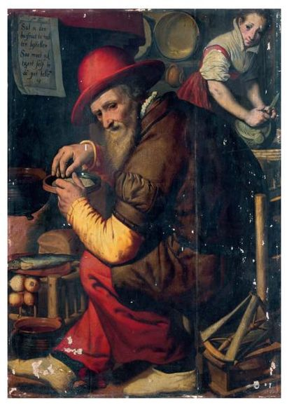 Pieter PIETERSZ (1540 - 1603)
