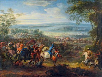 Adam Franz VAN der MEULEN (1632 - 1690)