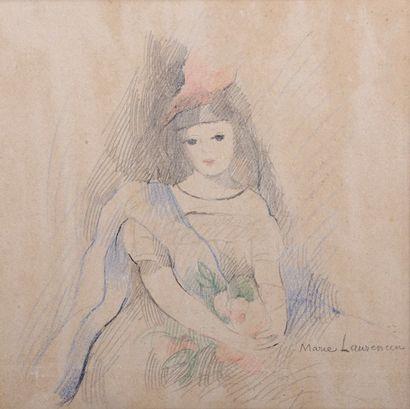 Marie LAURENCIN (1883 - 1956)