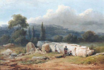 Eugène Ciceri (1813 - 1890)