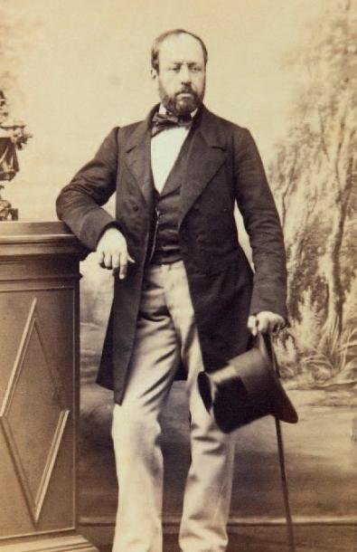 André Eugène DISDERI (1819 - 1889) et divers photographes