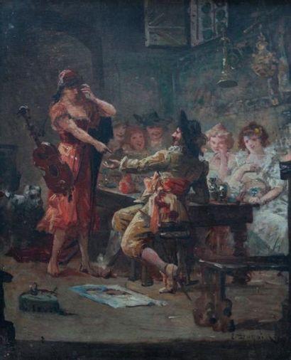 Edmond Louis DUPAIN (1847-1933)