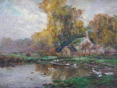 Ernest MARCHE (1864-1932)