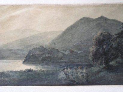 François Auguste BIARD (1798-1882)