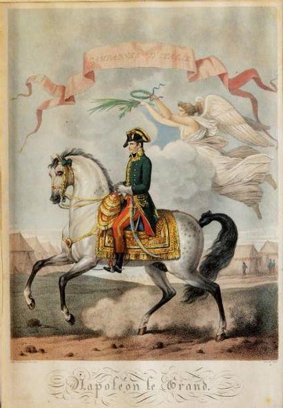 d'après Carle VERNET (1758-1836)
