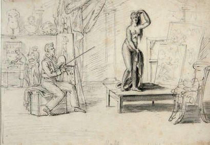 Jean Henri MARLET (Autun 1771 - 1847)