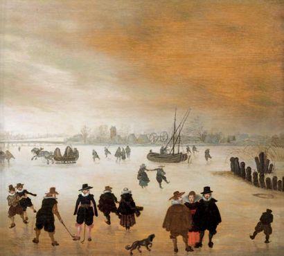 Attribué à Adam Van BREEN (vers 1611-1646)