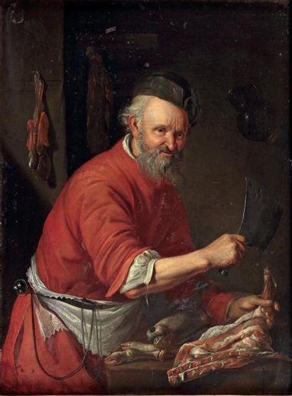 Jacob TOORENVLIET (vers 1635-1719)