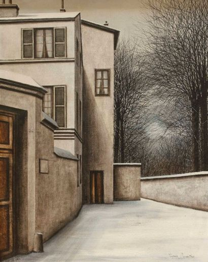 Jacques DEPERTHES (né en 1936)