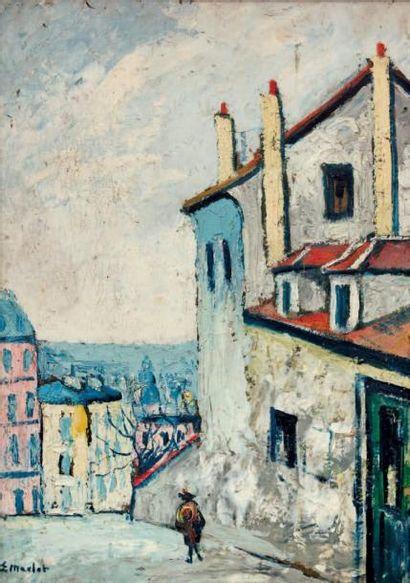 Elisée MACLET (1881-1962)