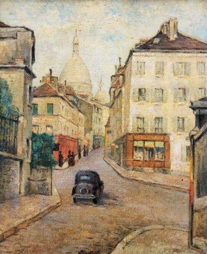Lucien CHANTRELLE (né en 1890)