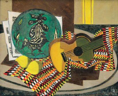 Attribué à Jean LURCAT (1892-1966) et ECOLE