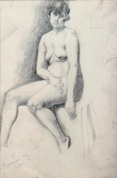 Atelier d'André LHOTE (1885-1962)