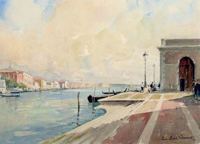 Paul Emile LECOMTE (1877-1950)