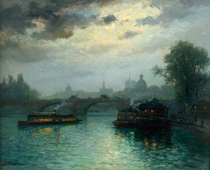 Louis Etienne TIMMERMANS (1846-1910)