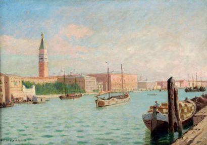 DESLANDES (XIXe-XXe siècle)