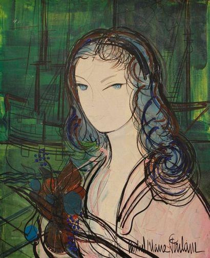Michel Marie POULAIN (1906-1995)