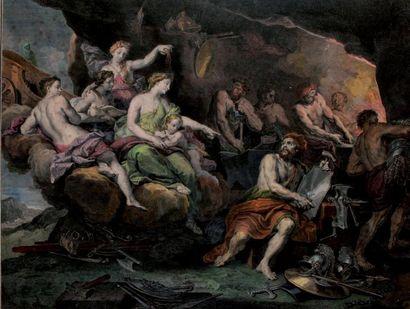 Louis DESPLACES (1682-1739)