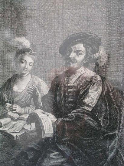 Charles-Nicolas DU FOUR (1725-c.1818)