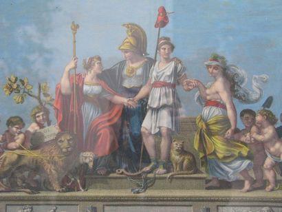 Pierre Paul PRUD'HON, d'après (1758-1823)