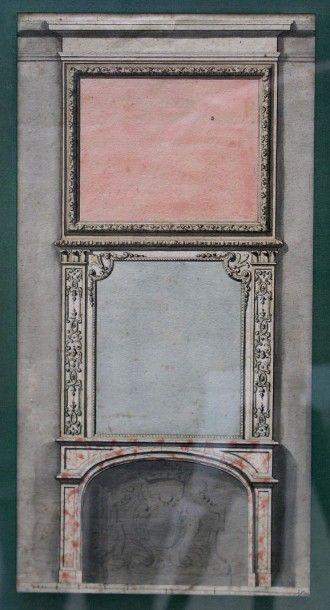 ECOE FRANCAISE, dernier tiers du XVIIe siècle...