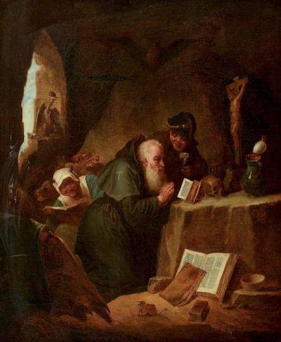 TENIERS David II dit le Jeune (Suite de) (1610-1690)