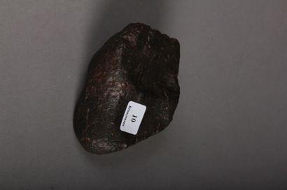 MÉTÉORITE (chondrite) de 660 g trouvée au...