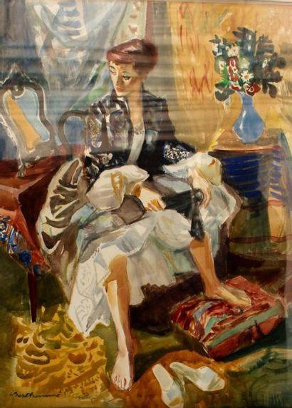 Louis BERTHOMMÉ SAINT-ANDRÉ (1905-1977)