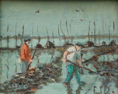 Fanch LEL (XXe siècle)