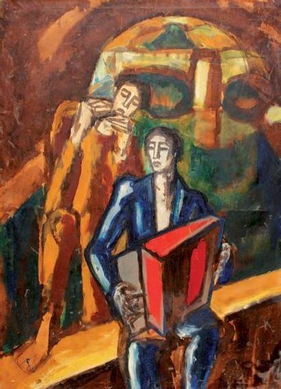 Paul Jean REVEL (1922-1983)