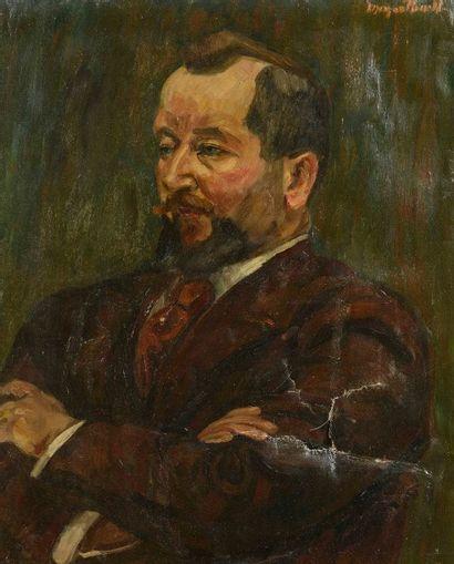Morgan RUSSEL (1886-1953) Attribué à