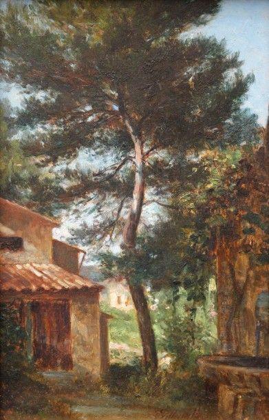 LéonVILLEVIEILLE (1826-1863)