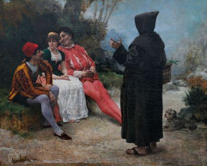 JULES GARNIER (1847-1889)
