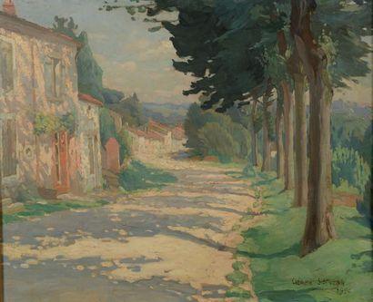 Clément SERVEAU (1886-1972)