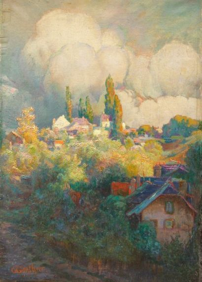 Georges GONTHIER (1886-1969)