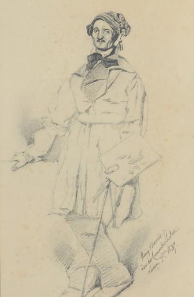 HENRI MONNIER (1799-1877)