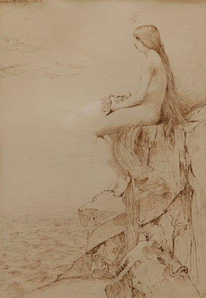 Jules LEFEBVRE (Tournan 1836-Paris 1911)