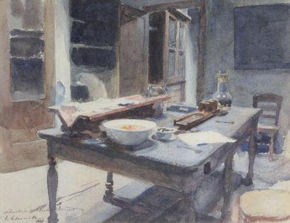 Léon Augustin LHERMITE (1844-1925)