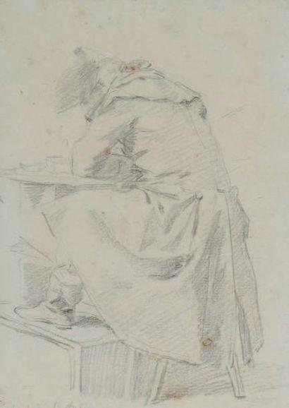 Attribué à Nicolas Bernard LEPICIE (1735-1784)