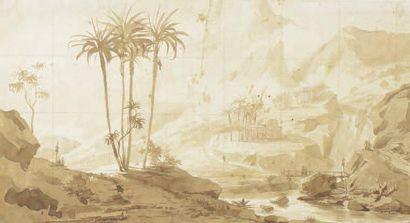 Pierre Luc Charles CICERI (1782-1868)