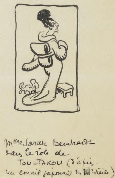 Gustave BLANCHOT dit GUS BOFA (1883-1968)