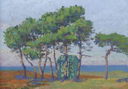 Gustave Adolphe HERVIGO (1896-1993)