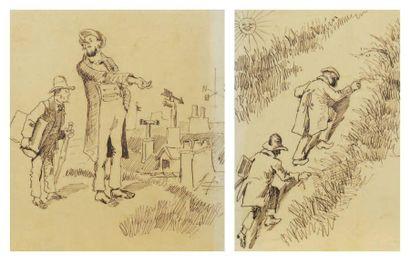 Henry PILLE (1844-1897)