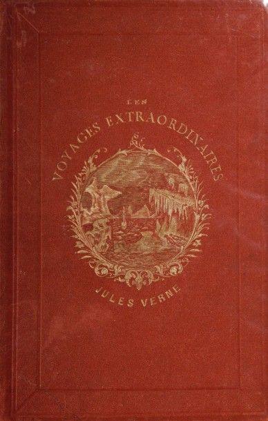 Voyages et aventures du Capitaine Hatteras....