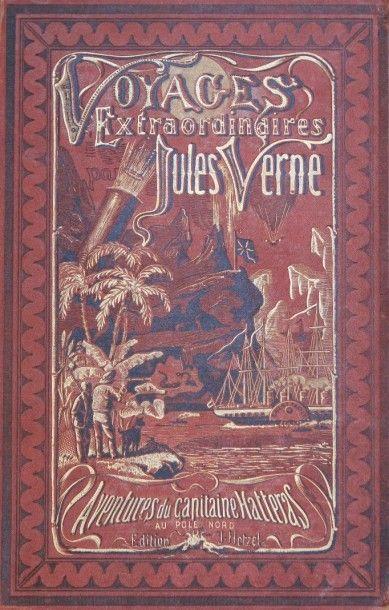 Voyages et aventures du Capitaine Hatteras...