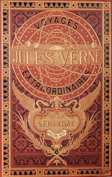 Hector Servadac. Jules Verne, Voyages Extraordinaires,...