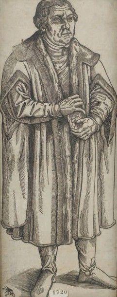 D'après Lucas CRANACH (1472-1553)