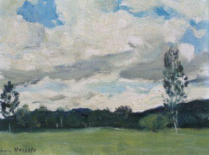HASSELT WILHEM VAN (1882-1963)